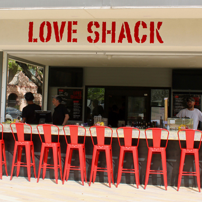 love shack houston